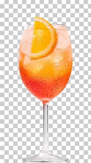 Spritzer Sea Breeze Wine Cocktail Cocktail Garnish PNG