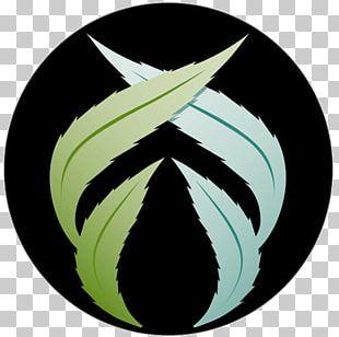 Symbol Leaf Circle Pattern PNG