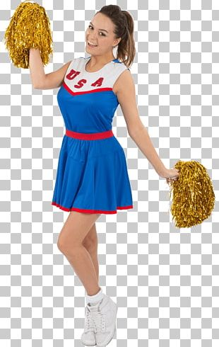 Costume Party Dress Cheerleading Uniforms PNG