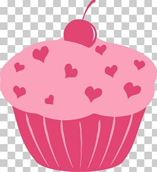 Cupcake Muffin Free Frosting & Icing PNG