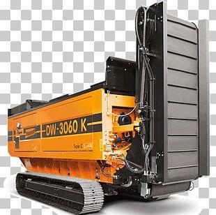 Deutsche Welle Machine Doppstadt Motor Vehicle Axle PNG