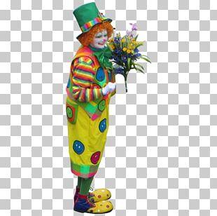 Clown Costume Performing Arts Parade Circus PNG