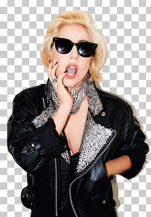 Glamour Lady Gaga PNG