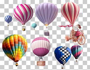 Hot Air Ballooning Gas Balloon PNG
