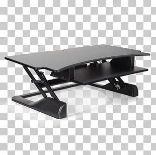 Sit-stand Desk Standing Desk Table Computer PNG