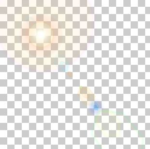 Sunlight Glare Halo PNG