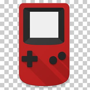 Portable Game Console Accessory Video Game Console Electronic Device Gadget PNG