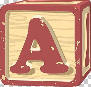 Toy Block Block Letters Alphabet PNG