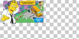 The Simpsons: Tapped Out Game Graphic Design Electronic Arts PNG