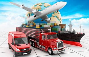 Cargo Freight Forwarding Agency Freight Transport Logistics PNG