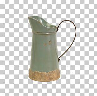 Jug Vase Ceramic Pitcher Decorative Arts PNG