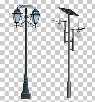 Solar Street Light Solar Lamp Lighting PNG