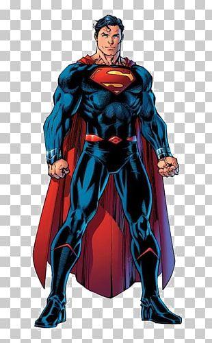 Superman Batman Wonder Woman DC Rebirth DC Universe PNG