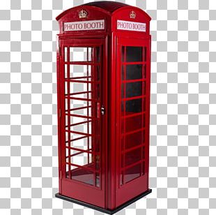 Big Ben Telephone Booth Red Telephone Box Payphone PNG