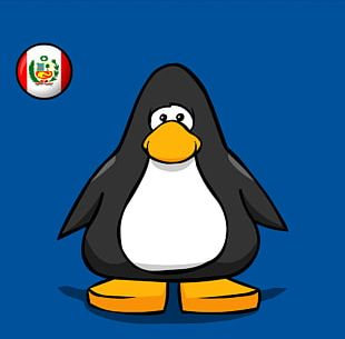 Club Penguin Bird Animation PNG