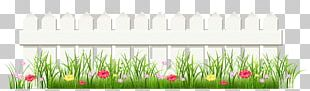 Picket Fence Chain-link Fencing Flower PNG