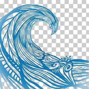 Wave Euclidean PNG
