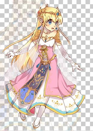 Princess Zelda The Legend Of Zelda: Breath Of The Wild The Legend Of Zelda: Twilight Princess Zelda II: The Adventure Of Link PNG