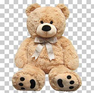 Teddy Bear Stuffed Animals & Cuddly Toys Amazon.com Plush PNG