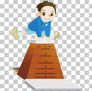 Illustration Physical Education Gymnastics School PNG