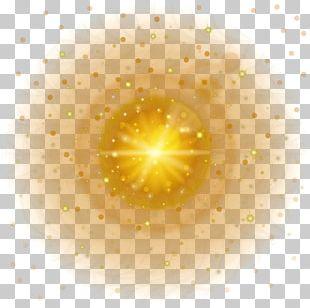 Background Light Lens Flare PNG