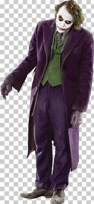 Joker Batman The Dark Knight Trilogy Actor PNG