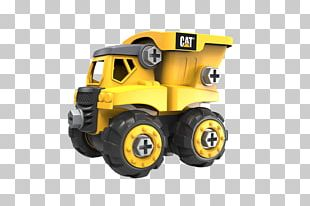 Caterpillar Inc. Car Toy Vehicle Dump Truck PNG