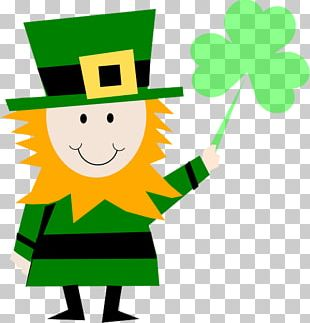 Ireland Saint Patrick's Day Shamrock Irish People PNG