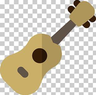 Ukulele Cartoon Musical Instruments Guitar PNG