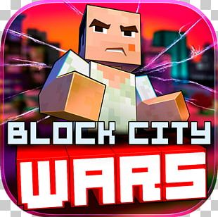 Block City Wars + Skins Export Minecraft Android Video Game PNG