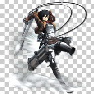 A.O.T.: Wings Of Freedom Attack On Titan 2 Eren Yeager Mikasa Ackerman PNG