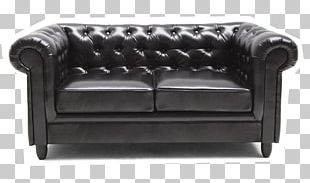 Club Chair Couch Canapé Sofa Bed Wing Chair PNG