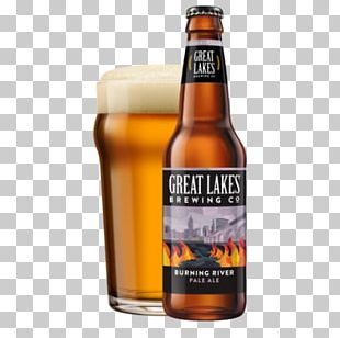 Great Lakes Brewing Company Beer American Pale Ale PNG