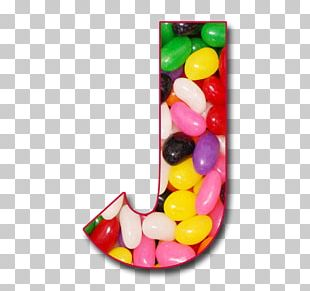 Letter Alphabet Jelly Bean K PNG
