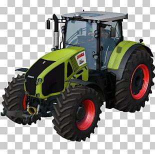 Farming Simulator 17 Avenue De Laon Mod Tractor Claas Axion PNG