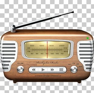Golden Age Of Radio Antique Radio Internet Radio Radio Drama PNG