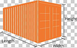 Intermodal Container Dimension Food Storage Containers Mobile Office PNG
