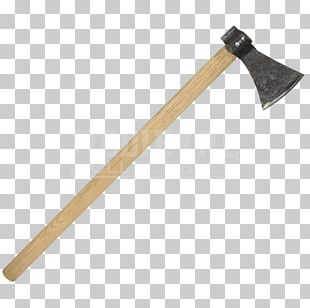 Splitting Maul Battle Axe Middle Ages Tool PNG