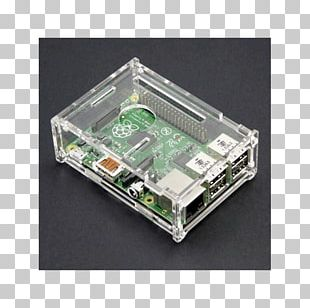 Microcontroller Electronics Raspberry Pi Computer Hardware Electronic Component PNG