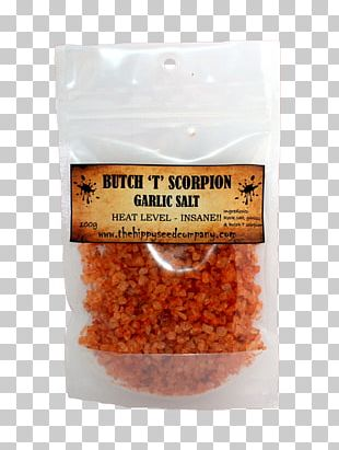 Chili Con Carne Garlic Salt Chili Pepper Seasoning Trinidad Scorpion Butch T Pepper PNG