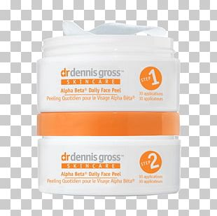 Dr. Dennis Gross Alpha Beta Extra Strength Daily Peel Skin Care Chemical Peel Exfoliation PNG