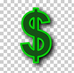 Dollar Sign Money Icon PNG