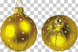 Christmas Ornament Ball New Year Christmas Decoration PNG
