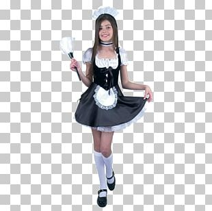 French Maid Children's Costumes Halloween Costume Clothing PNG