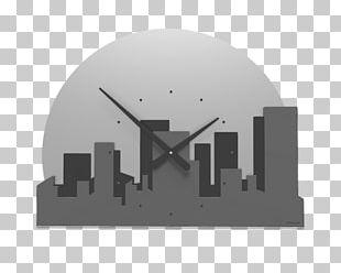 Quartz Clock Pendulum Clock Lancetta Skyline PNG