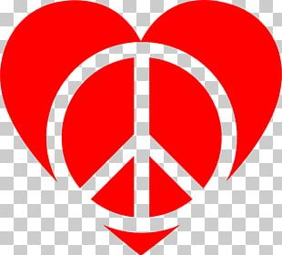 T-shirt Peace Symbols Love Hippie PNG