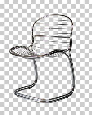 Wassily Chair Table Egg Furniture PNG