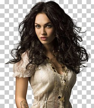 Megan Fox Hairstyle Actor Female PNG