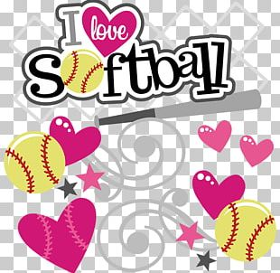 Fastpitch Softball Baseball Scalable Graphics PNG