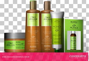 Monoi Oil Hair Argan Oil Bioderma PNG